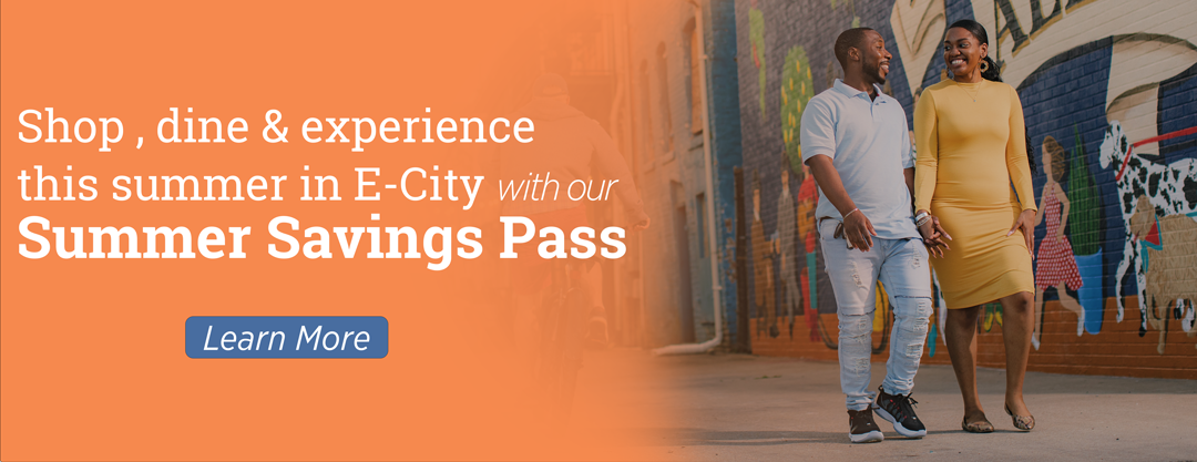 shop, dine and experience this summer in Elizabeth City, North Carolina with our free summer savings pass