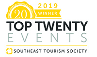 Southeast Tourism Society Top 20