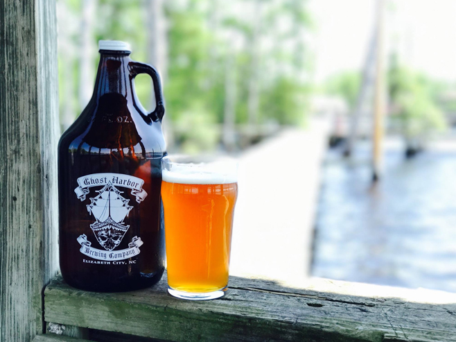 Ghost Harbor Growler