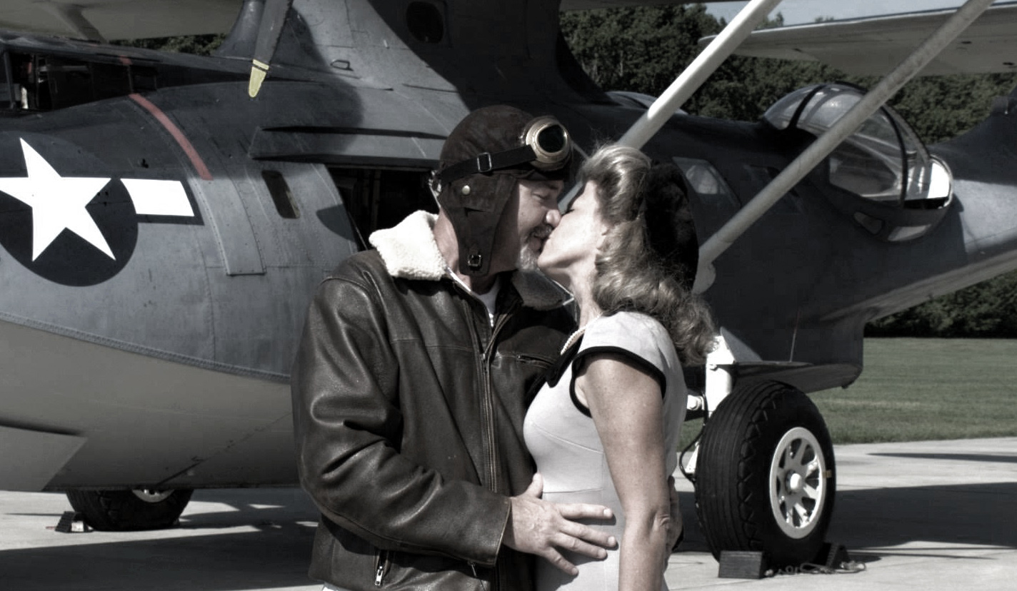 project zebra re-enactment actors kiss goodbye
