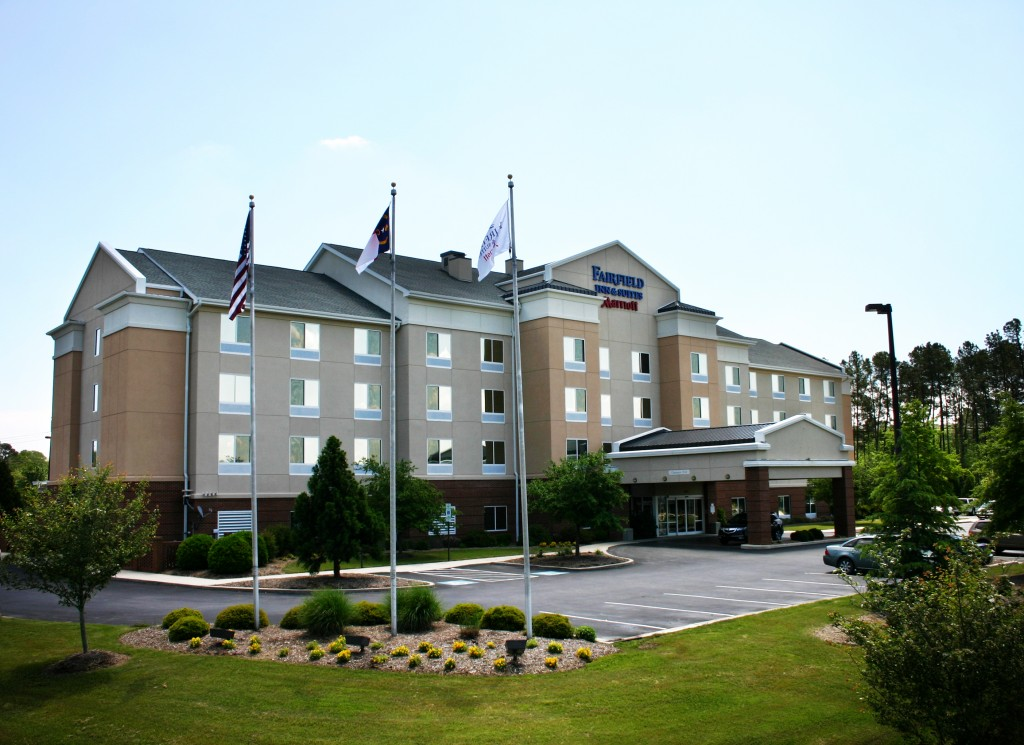 Fairfield Inn & Suites by Marriott Elizabeth City NC