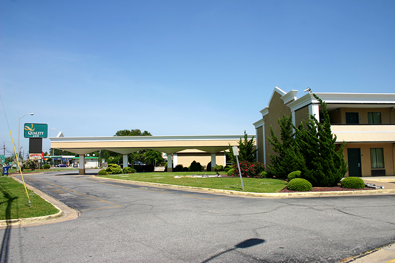 Quality Inn Elizabeth City NC 1