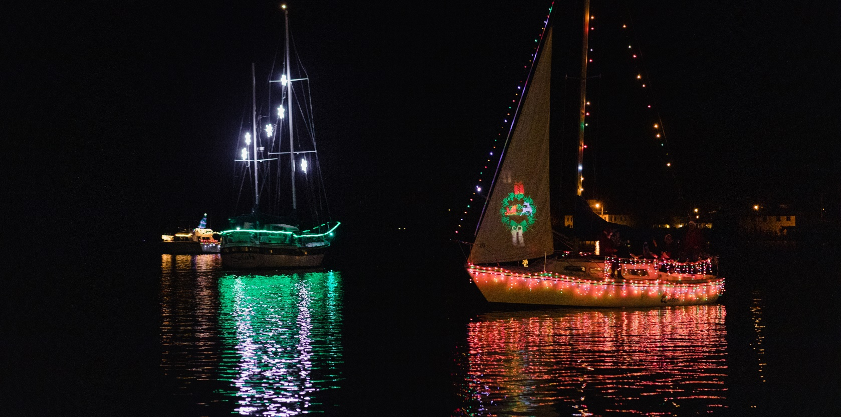 Photo: Celebrate Christmas in Elizabeth City!