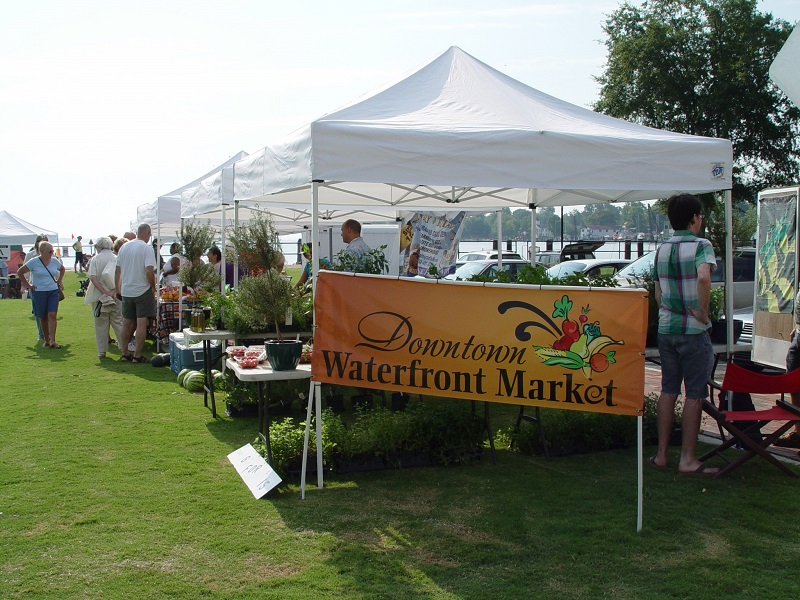 Downtown Waterfront Market