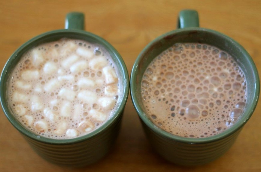 Saturday STEAM: Hot Chocolate & Melting Marshmallows