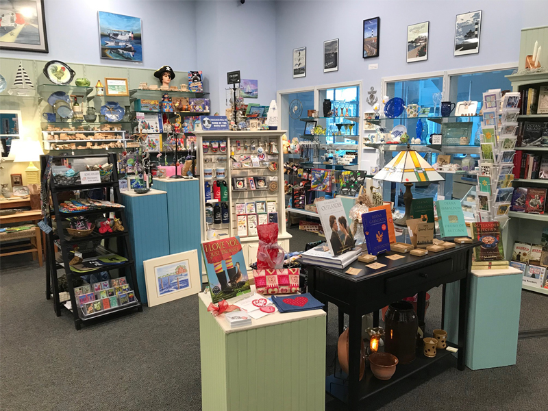 Museum of the Albemarle Gift Shop