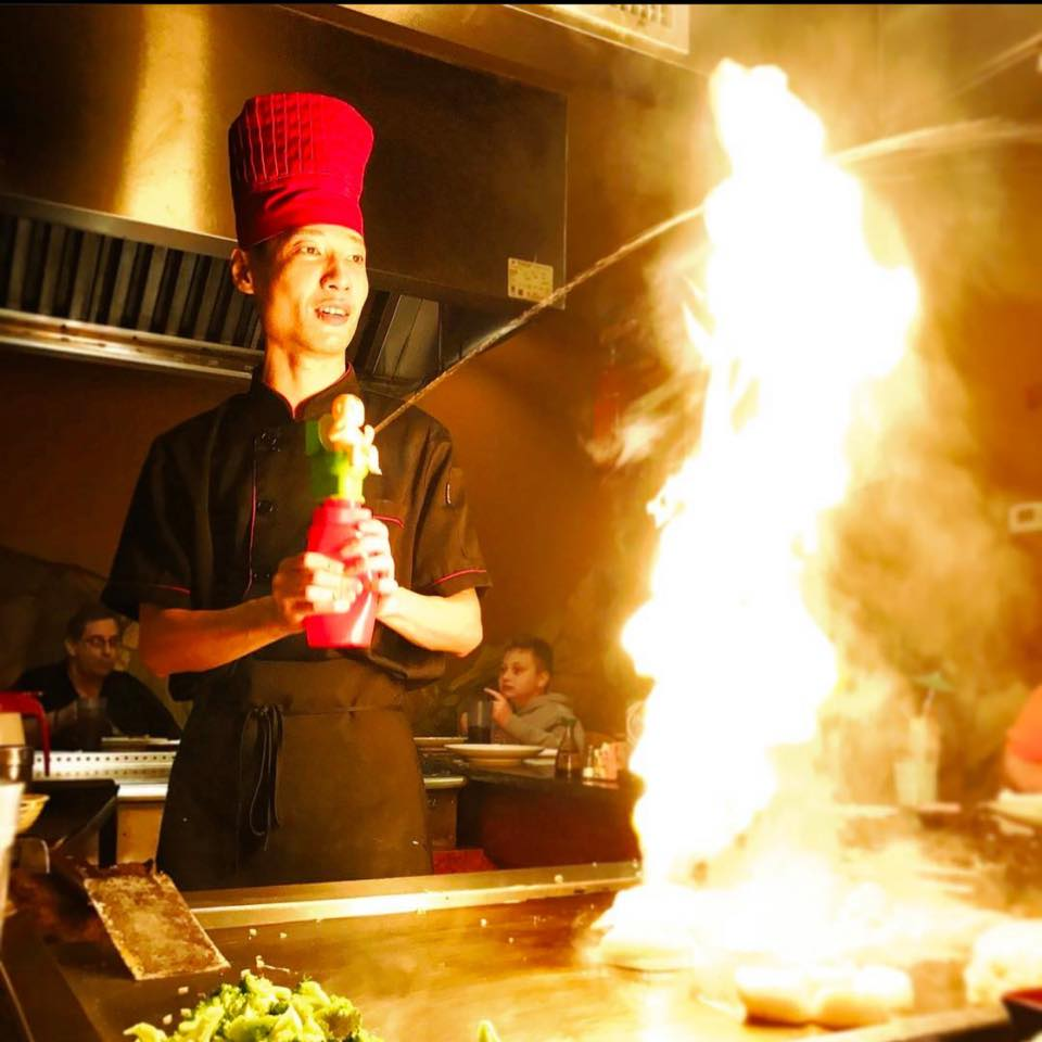 Volcano Japanese Steakhouse & Sushi Bar