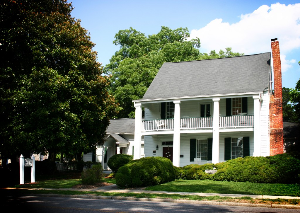 grice fearing house bed and breakfast in elizabeth city north carolina