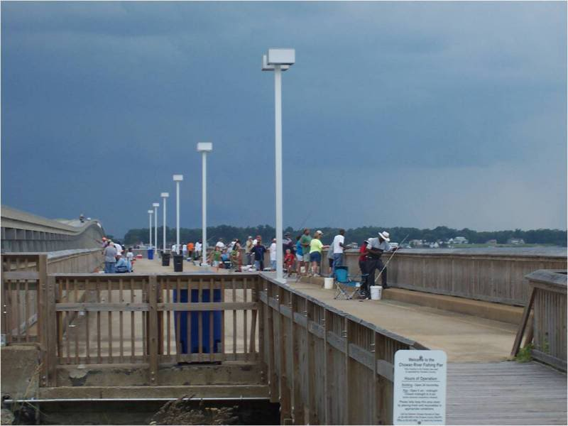 Chowan River Fishing Pier